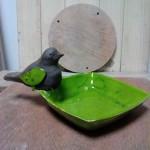 Coupelle-oiseau